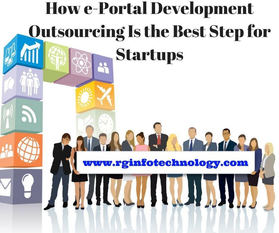 Web Portal development Outsourcing